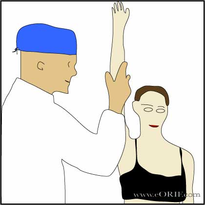 Neer Impingement Sign picture